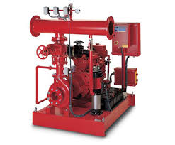 pump Information About Fire Fighting Pumps
